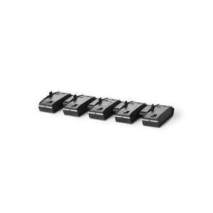 Poly® Lademodul 5 Stück in Reihe inkl. Netzteil
