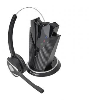 freeVoice FOX FX810M wireless DECT Headset