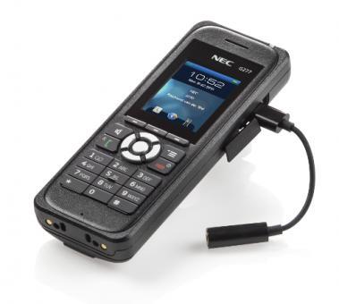 NEC G577, USB-C Kabel auf 3,5mm Klinke, Farbe: schwarz