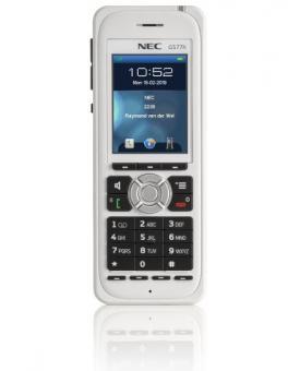 NEC G577h Handset, Farbe: weiß