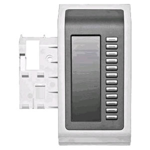 OpenStage Key Module 60 Farbe: iceblue