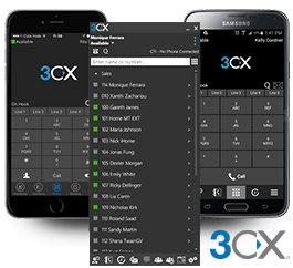 3CX Unbefristete Lizenz PBX Standard