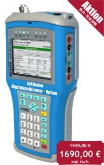 KE3550 xDSL MultiTest für ADSL/ADSL2/2 + Annex