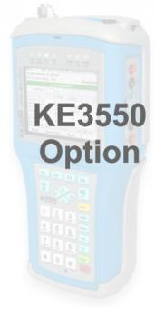 KE3550 Upgrade: ISDN S0-TE/NT, Uk0 (4B3T) und a/b-Schnittste