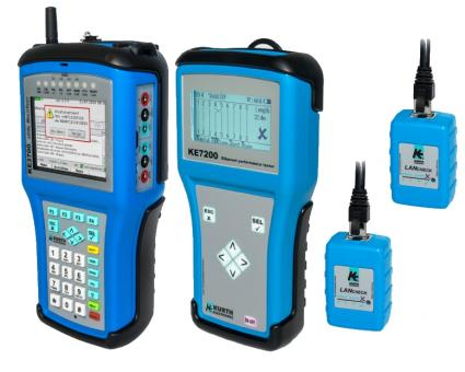 KE3700 xDSL/LAN-Tester-Paket