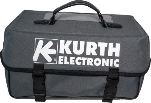Schutztasche mit 4 Geräte-/Kabelfächer, große Ausführung
