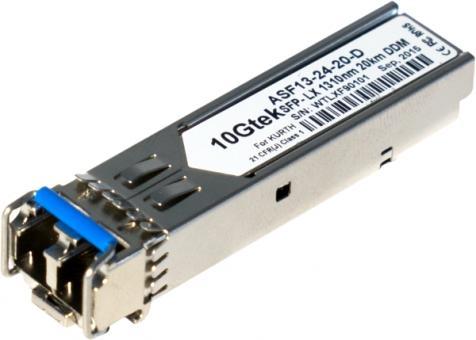 1000Base-ZX SFP Messeinschub mit DDM
