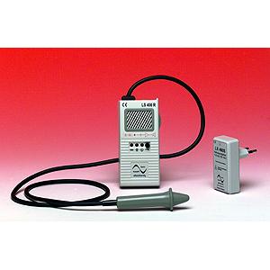 Netzleitungssucher LS400 inkl. Batterien, Signalgeber,