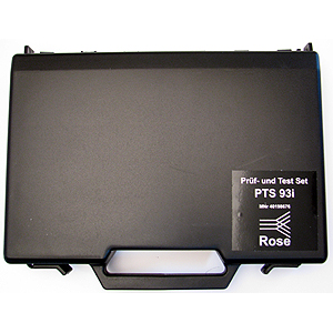 Prüf- und Test Set PTS 93 Koffer für PTS 93