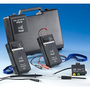 Prüf- und Test Set PTS 93-09 mit Spannungsanzeige >85V und