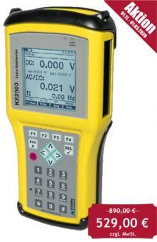 KE2500 Telco Multimeter