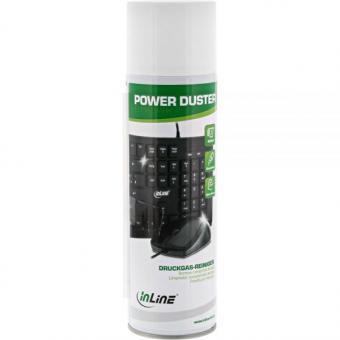 """InLine® Power Duster, """"extra starker"""" Druckgas-Reiniger"""