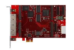 Gateway BeroNet Baseboard 16-64 Kanäle (PCI-Express)