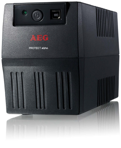 AEG Protect alpha. 600 USV LINE-INTERACTIVE