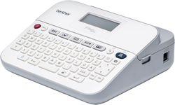 Brother P-touch D400VP Desktop Beschriftungsgerät mit Koffer
