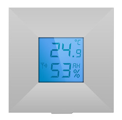 LUPUSEC Temperatursensor mit Display