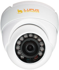 LUPUSEC LE337 HD - 720p HDTV Dome-Kamera (1280x720 Pixel)