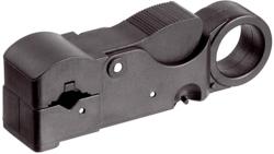 LUPUSEC BNC-Abisolierwerkzeug - Mit 3 Klingen für BNC-Kabel