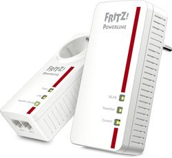 AVM FRITZ!Powerline 1260E WLAN AC Set 1200 MBit