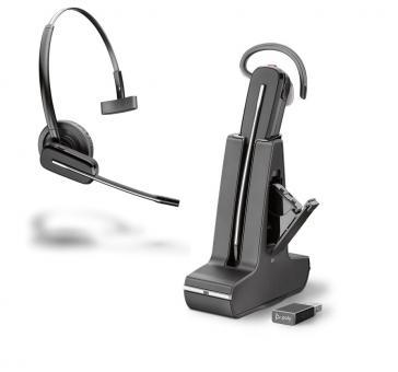 Poly® DECT Headset Savi W8245 USB konvertibel