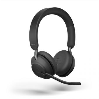 JABRA Evolve2 65 Stereo UC USB-C Bluetooth black
