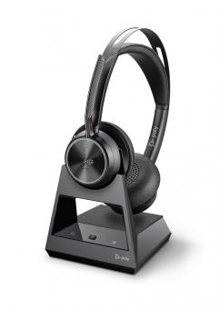 Poly Bluetooth Headset Voyager Focus 2 Office