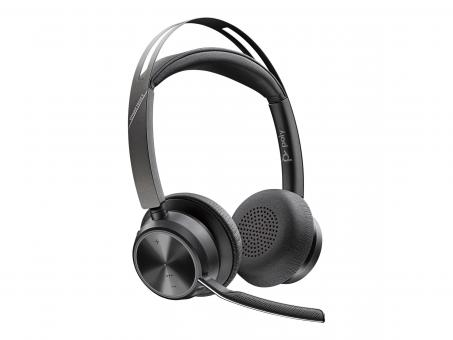 Poly Bluetooth Headset Voyager Focus 2 UC